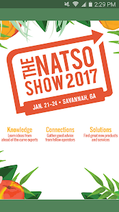 The NATSO Show 2017 screenshot