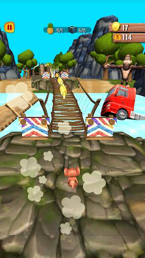 Subway Tom Rush : Jerry Escape 2.5 screenshots 1