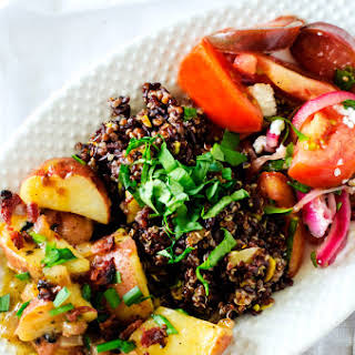 Rice & Quinoa Citrus Salad.