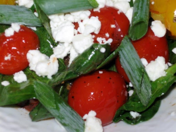 Grilled Tomato Salad Recipe