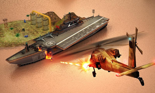 WW2 Apache Combat 3D