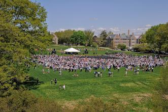 Photo: 2014 Connecticut College Commencement