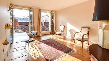 Appartement meublé 2 pièces 47,02 m2