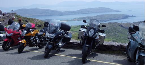 voyage moto en Irlande paysage, mer, côte, eau, la nature, Roche, océan, rive, vague, falaise, scénique, baie, terrain, Matériel, géologie, Irlande, atlantique, digue, cap, irlandais, falaises de Moher