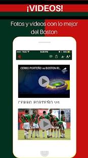 Boston River Noticias - Fútbol de Uruguay - náhled