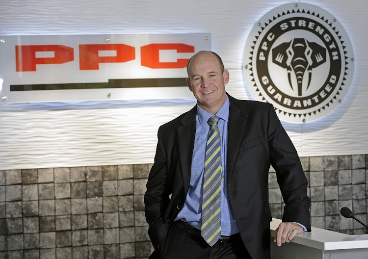 PPC CEO Darryll Castle. Picture: RUSSELL ROBERTS
