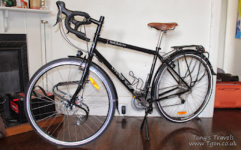 Photo: My Bicycle for Asia, a Vivente World Randonneur
