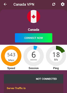 Download Canada VPN- Free VPN & Unlimited Proxy For PC Windows and Mac apk screenshot 4