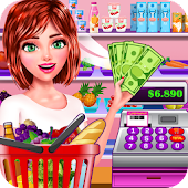 Tải Game Supermarket Girl Cashier Game