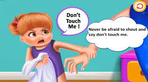 Good touch and Bad touch | SmartSchool Junior