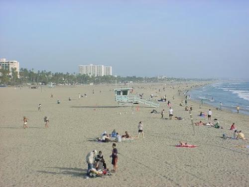 Photo Santa Monica et plages de la côte ouest