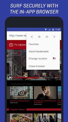 Rocket VPN – Internet Freedom VPN 1.25 screenshots 4