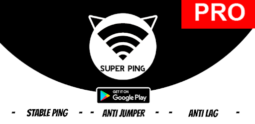SUPER PING - Anti Lag (Pro version no ads) - by Zix Dev - Tools