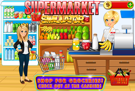 Supermarket Grocery Store Kids- screenshot thumbnail