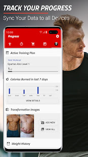 Six Pack in 30 Days Abs Workout PRO 4.2.5 Paid APK For Android - 14 - images: Download APK free online downloader | Download24h.Net
