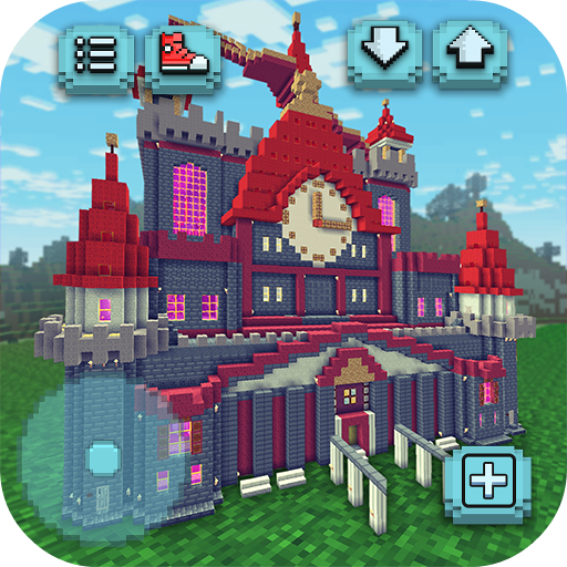 Fairytale Blocky Girls Craft file APK for Gaming PC/PS3/PS4 Smart TV