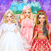 Fashion Wedding Dress Up Designer: Girls Games