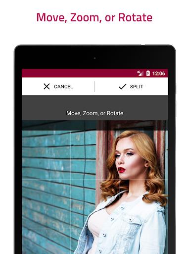 PhotoSplit - Photo Grid Maker for Instagram for PC
