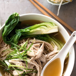 Chinese Noodle Soup Recipes
