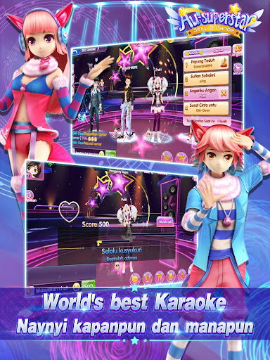 AuSuperstar-Ayo sing and dance 1.5.6 screenshots 2