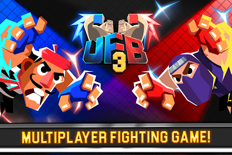 UFB 3 - Ultra Fighting Bros- screenshot thumbnail