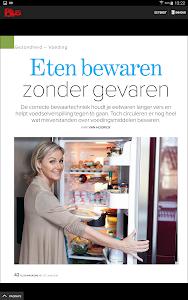 Plus Magazine België HD screenshot 5