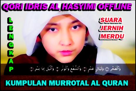 Qori Idris Al Hasyimi - náhled