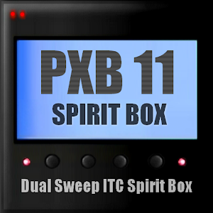 Pxb 11 spirit box android apps on google play for Spirit box app android