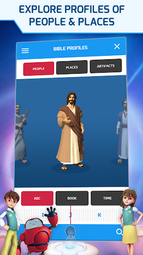 Superbook Kids Bible, Videos & Games (Free App) v1.8.4 screenshots 5