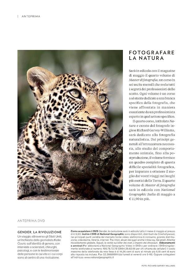 National Geographic Magazine Italia- screenshot