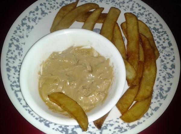 Warm French Onion Dip - Mw Recipe
