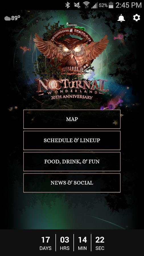 Insomniac Nocturnal Wonderland- screenshot
