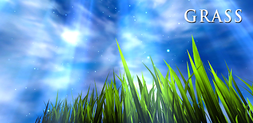 3D GRASS Live Wallpaper for Android
