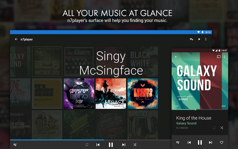 n7player Music Player Screenshot 9