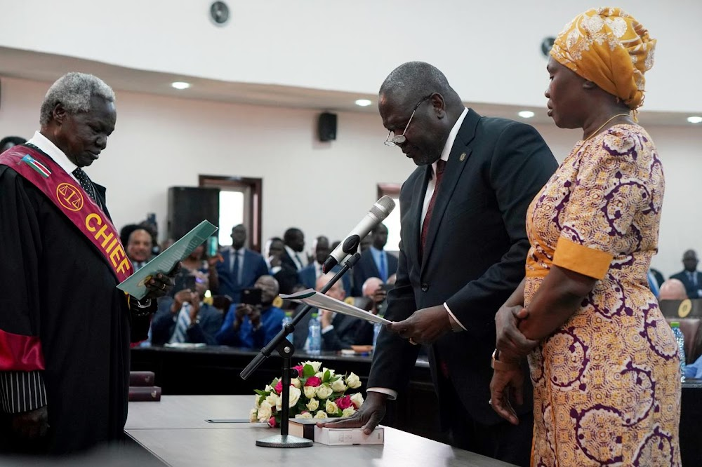 Igad tells parties in South Sudan to end internal divisions for peace to hold