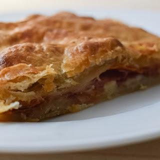 Italian Layered Puff Pastry