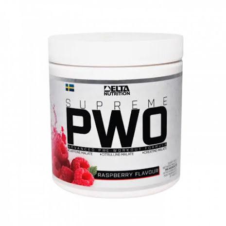 Delta Nutrition PWO 300g - Raspberry