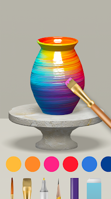 Pottery.ly 3D– Relaxing Ceramic Artのおすすめ画像3