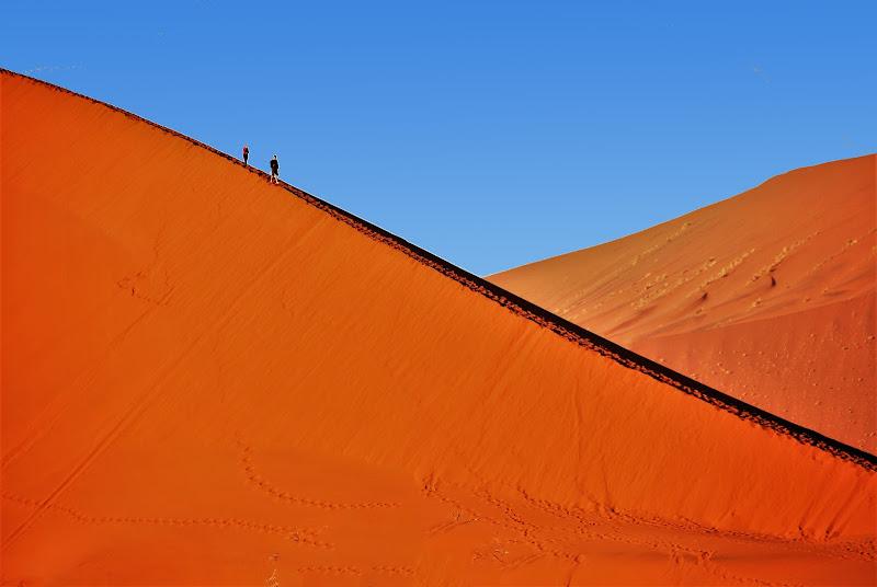 Le dune di Sossusvlei - Namibia di linobeltrame