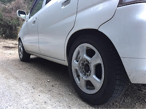 アルト HA23S のタイヤのカスタム事例画像 たっつんさんの2019年01月09日20:50の投稿