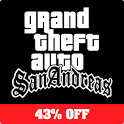 Grand Theft Auto: San Andreas icon