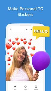 Sticker Maker for Telegram - Make Telegram Sticker 1.01.22.0915 (Vip)