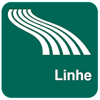 Linhe Map offline icon