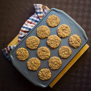 Apple Cinnamon Breakfast Muffins.