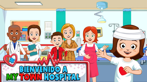 My Town : Hospital screenshot 8