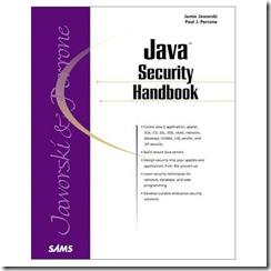 javaSecurityHandbook