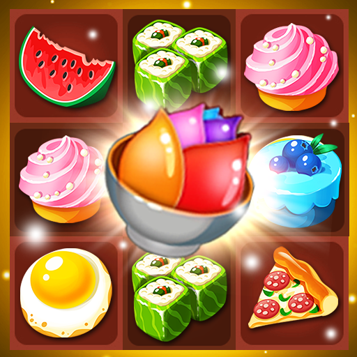 Chef Story : Match 3 Games Free (game)