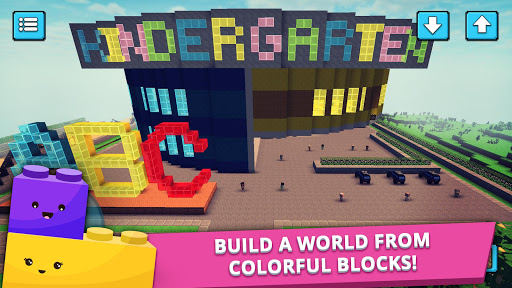 Baby Craft: Crafting & Building Adventure Games apkpoly screenshots 3