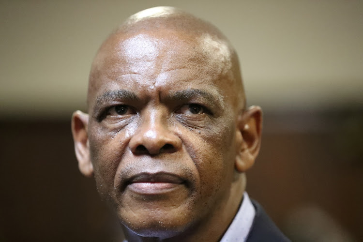 ANC secretary-general Ace Magashule. Picture: REUTERS/SIPHIWE SIBEKO
