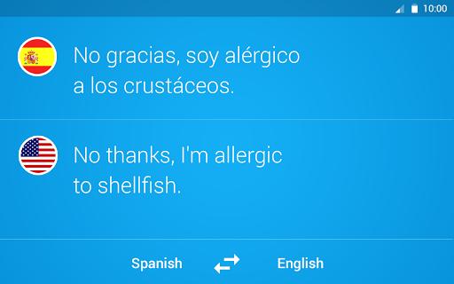Tradukka Translator screenshot 10